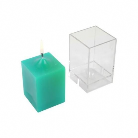 Candle Mould PM1 - Square